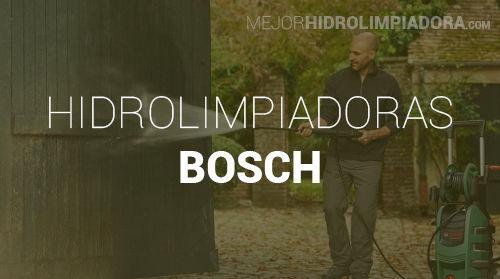 Hidrolimpiadoras Bosch