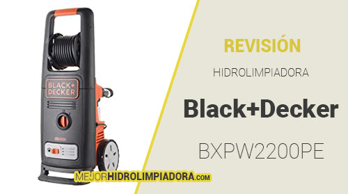 Black+Decker BXPW2200PE