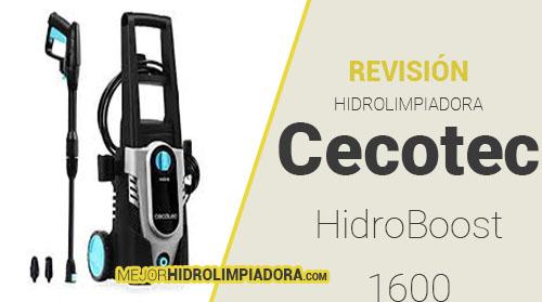 Cecotec HidroBoost 1600