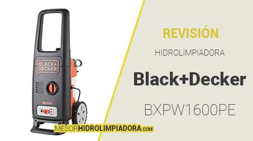 Black+Decker BXPW1600PE