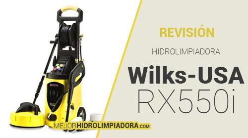 Wilks-USA RX550i